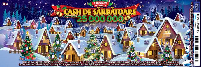 Cash de sărbătoare